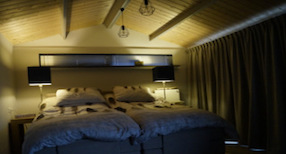 Bed and breakfast alkmaar slaapkamer